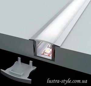 профиль для светодиодной ленты украина | Люстра-Стиль